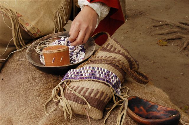 the use of wampum essay Wampum is a term used by the indigenous peoples of north america  and  interparadigmatic dialogue essays on multipolar politics, 1988.